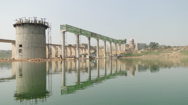 Irrigation Project Chambal River